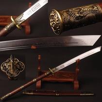 Espada Chinesa Facao Sabre Ninja Samurai Kung Fu