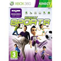 Kinect Sports - Xbox 360 - Lacrado - Ottogames
