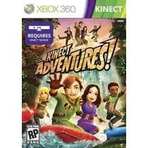 Kinect Adventures Original Xbox 360 Curitiba