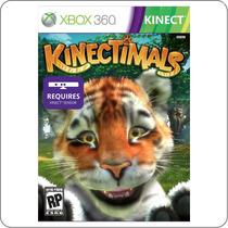 Kinectimals - Xbox 360 - Original Novo Lacrado