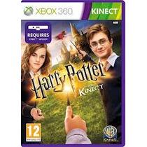 Jogo Ntsc Novo Lacrado Harry Potter Kinect Para Xbox 360