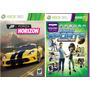 Kinect Sports 2 Season Two + Forza Horizon Xbox 360 Original