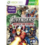 Jogo Vingadores Avengers Battle For Earth Xbox 360 Kinect