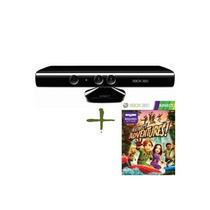Kinect Sensor Para 360 Slim + Kinect Adventures Gamespro