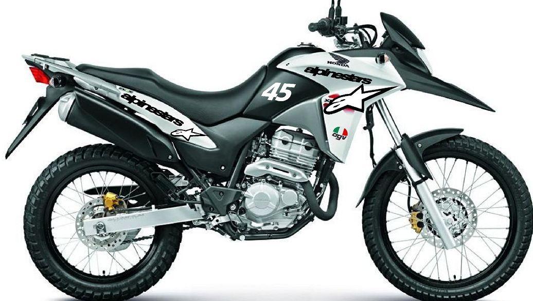Acessorios moto honda xre 300 #2