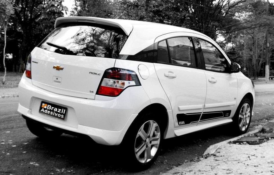 Agile Ltz 2014 Reviews Prices Ratings With Various - Chevrolet agile ...
