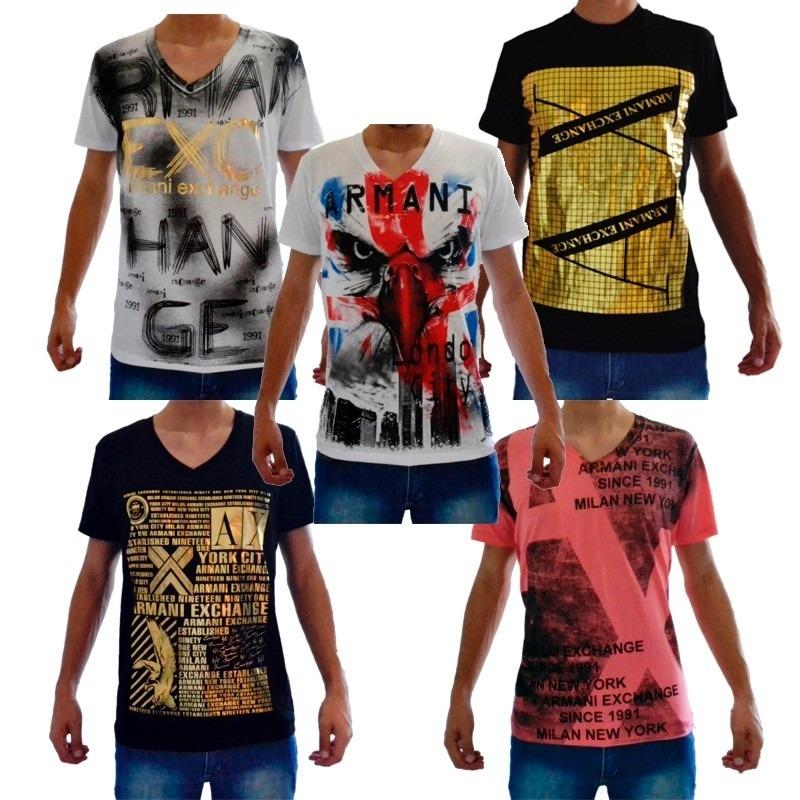 fa0e309c0bd camisas armani exchange brasil