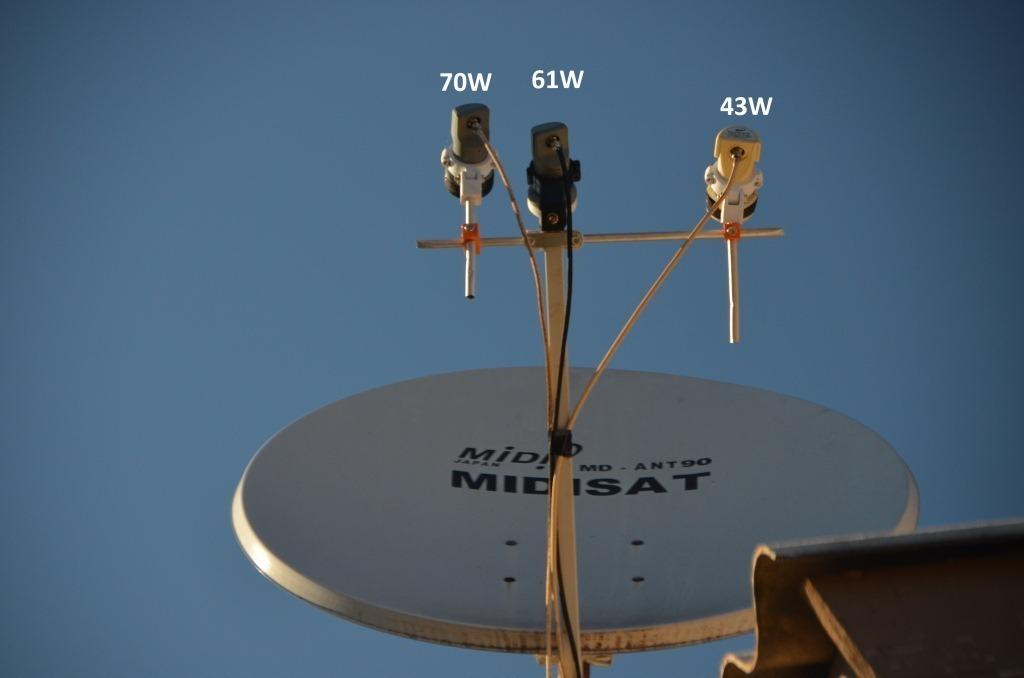 lnb para antenas: