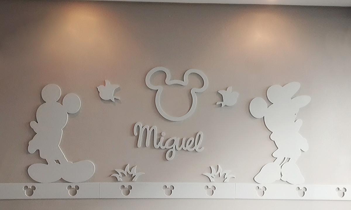 20170219123410_decoracao De Quarto Mickey E Minnie Beigit Com ~ Decoracao Para Quarto Com Painel Mdf Quarto Casal