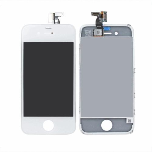 Kit Display Lcd + Touch Screen Iphone 4g 4 Original Branco