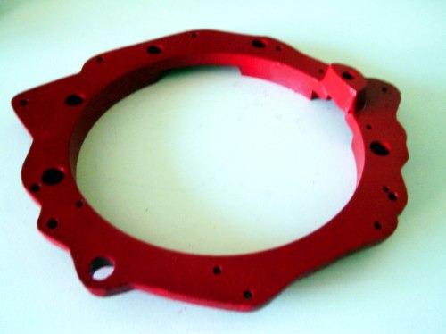 Kit Flange Motor Ap X Caixa Chevete