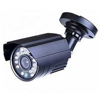 Kit 10 Camera Ccd Infra Vermelho 24 Leds 30mts Prova D´agua
