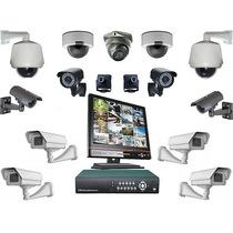 Instalação Câmeras De Segurança A Vista R$ 990,00