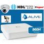 Kit Dvr Alive 8 Canais + Dome Hdl Legrand + Cam Exter -cod55