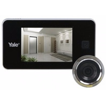 Olho Mágico Digital Yale Real View - Dp Casa