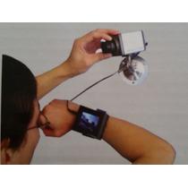 Super Portátil Monitor Para Câmeras De Cftv - Tela 3.5