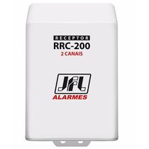 Receptor Programavel Jfl 2 Canais Rrc 100 433mhz Hc