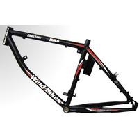 Kit Bike Elétrica 1000w 48v 15ah + Quadro + Case + Baterias