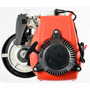 Kit Motor Bicicleta Motorizada 4 Tempos 49cc 4g T-belt Drive