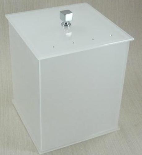Kit Banheiro Acrilico Strass : Kit potes p banheiro em acr?lico jateado c strass