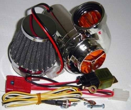 Turbo Eletrico Funciona Kit Turbo Elétrico Para Motos