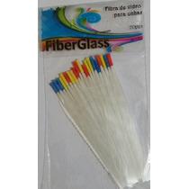Fibra De Vidro Para Unha Gel Acrilico Acrigel Manicure 20x