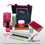 Magic Nails Kit Para Unhas De Porcelana + Dvd Com Passo A Pa