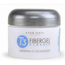 Gel T3 Transparente (clear) 28g Star Nail