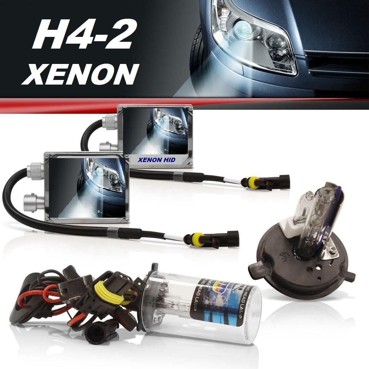 kit xenon carro moto h4 2 xenon hal gena mesma l mpada 2 e 1 r 99 99 no mercadolivre. Black Bedroom Furniture Sets. Home Design Ideas