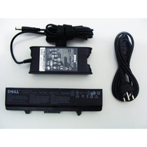 Kit Bateria + Fonte Notebook Dell Inspiron 1525 1526 1545 ¿