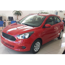Novo Ford Ka 14/15 - Hatch Calha De Chuva Tgpoli