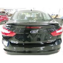 Aerofólio Para Ford Novo Focus!!! Super Lançamento!!!