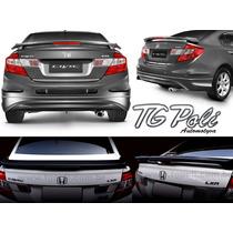 Aerofolio Honda Civic 30 Leds 2012 A 2015 Tg Poli