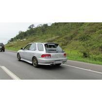 Par Aerofolio Asa Subaru Impreza Sw Gf 1993 A 2000 Em Fibra