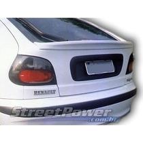 Aerofolio Esportivo P/ Renault Megane Hatch 97/05