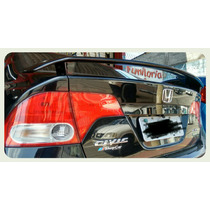 Aerofolio Honda New Civic 2006 2007 2008 2010 2011 Esportivo