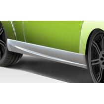 Spoiler Lateral Peugeot 307 Sedam Sem Pintar .