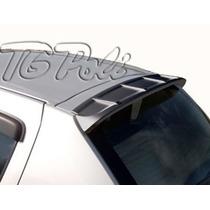 Renault Sandero - Aerofolio Preto Acetinado Tg Poli 09022