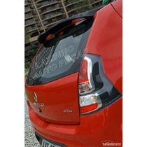 Aerofólio Renault Sandero Gtline Similar Ao Original Primer