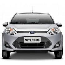 Calha Defletor De Chuva Tgpoli - Fiesta Hatch Ou Sedan 2013