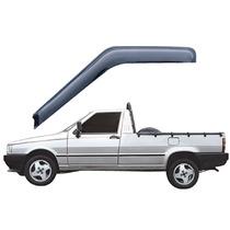 Fiat Fiorino - Jogo De Calha De Chuva Defletor Tg Poli 24007