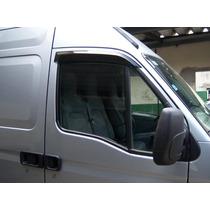 Defletor Calha Chuva Tg Poli Renault Master 2 Portas