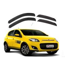 Calha De Chuva Fiat Novo Palio G5 2012 4 Portas