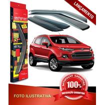 Calha De Chuva Defletor Chuva Eco-sport 03 A 12 4p - Tgpoli