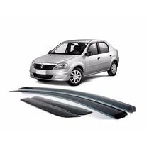 Calha De Chuva Renault Logan