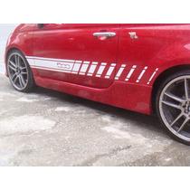 Spolier Lateral Esportivo Do Fiat 500 Lançamento .