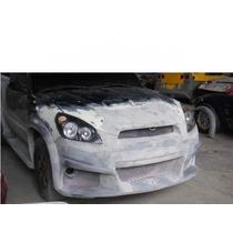 Parachoque Esportivo C/ Montagem P/ Chevrolet S10 Sem Pintar