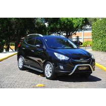 Para-choque De Impulsão / Quebra Cromado Hyundai Ix35