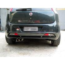 Fiat Punto Para-choque Esportivo Traseiro (mod. Roma)