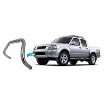 Parachoque De Impulsão Nissan Frontier Cromado 2003 À 2007